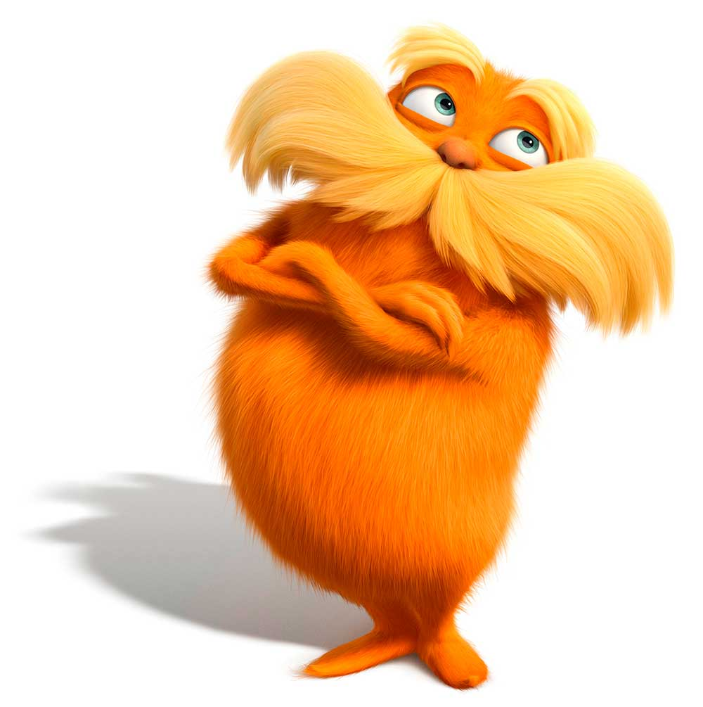 A Lorax, A Once-ler And You!