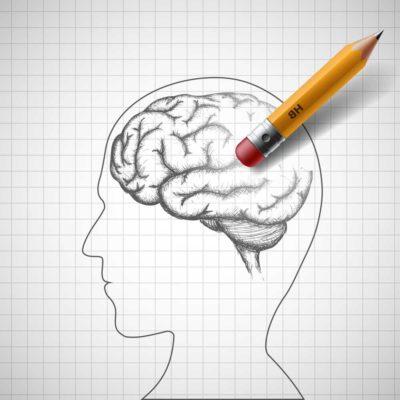 Brain On Aluminium